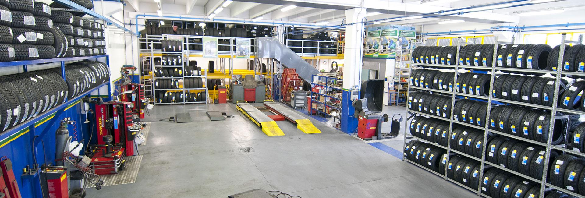 Gommista Euromaster Condino Trento